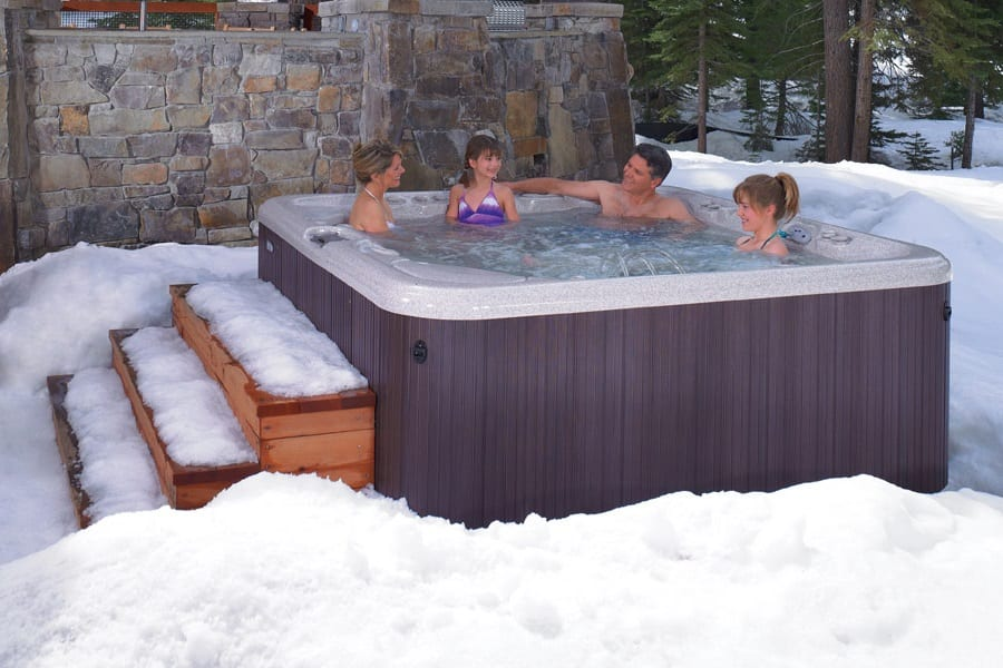 How Do I Winterize My Hot Tub