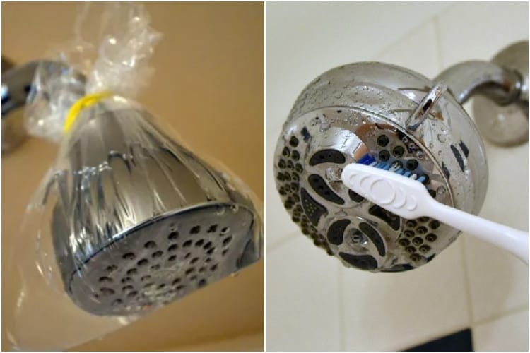 How To Clean A Shower With Vinegar Detailed Guide Shower Bath