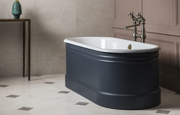How Much Does A Cast Iron Tub Weigh?  Shower+Bath