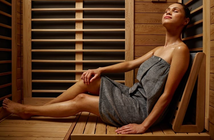 cautions for sauna after workout