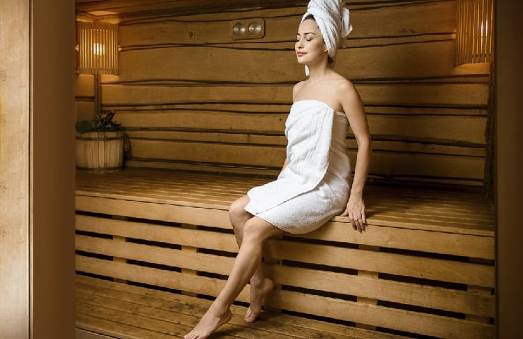 plan your sauna sessions