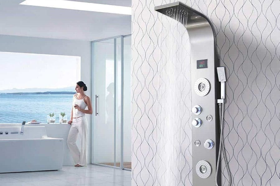 8 Best Shower Panels To Buy 2020 Reviews