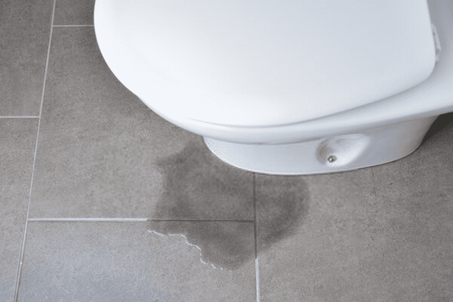 How Do You Fix A Leaking Toilet Valve & Pipe?