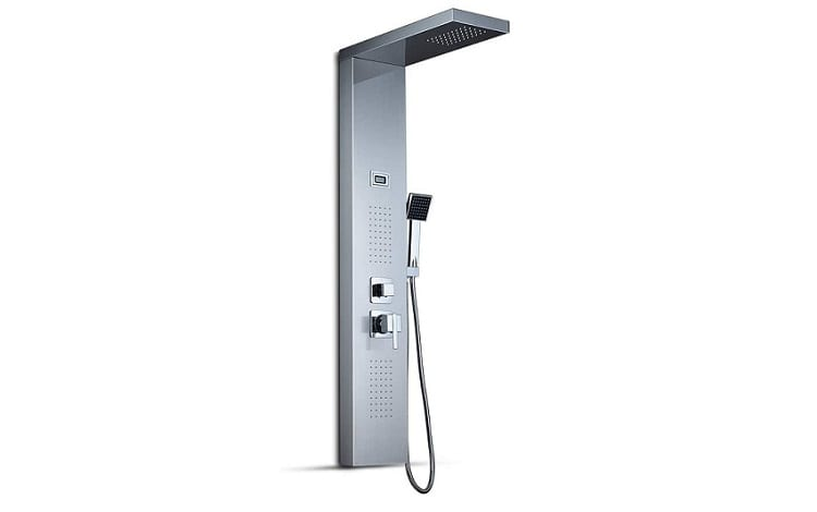 ROVOGO 304 Stainless Steel Shower Panel Tower System