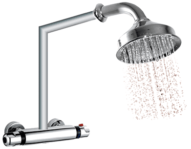 199 1990892 shower head water at 40c hd png download